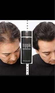 Toppik hair building fiber
