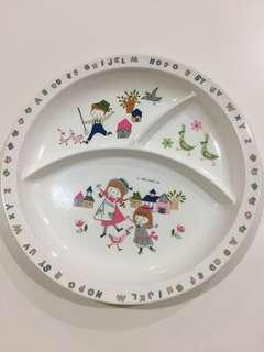 MELAMINE WARE-Kids Plate