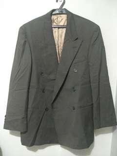 Joseph Feiss mens wool blazer jacket sport coat