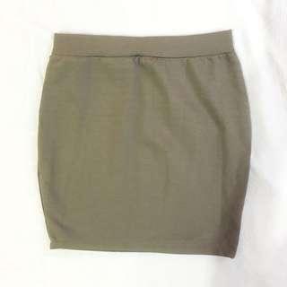 Mink Skirt