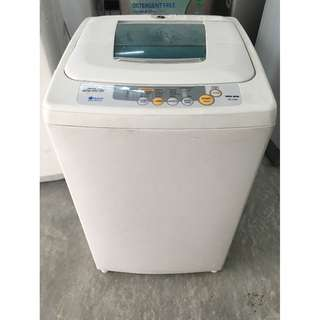 Washing Machine Toshiba 7kg Mesin Basuh Auto Recond