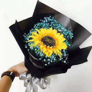 Sunflower Bouquet (Graduation)