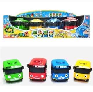 Tayo The Little Bus bath toy gun