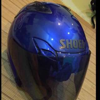 Shoei J Force 3 Royal Blue (Original)