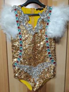 Ladies Gold PartyNight Wear / Clearance Sale @ $55 Only
