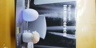 Egg Shape Humidifier #mayflashsale