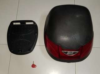 Givi Slim 23L box for sale