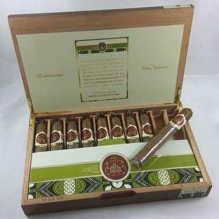 Cerutu sultan maestro limitada premium indonesia cigars
