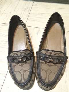 COACH close shoes