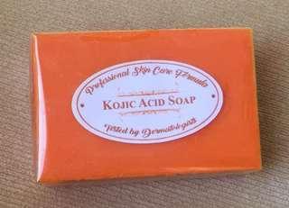 Professional Skin Care Formula Kojic Acid soap