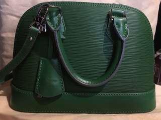 Preloved LV Epi green (small)