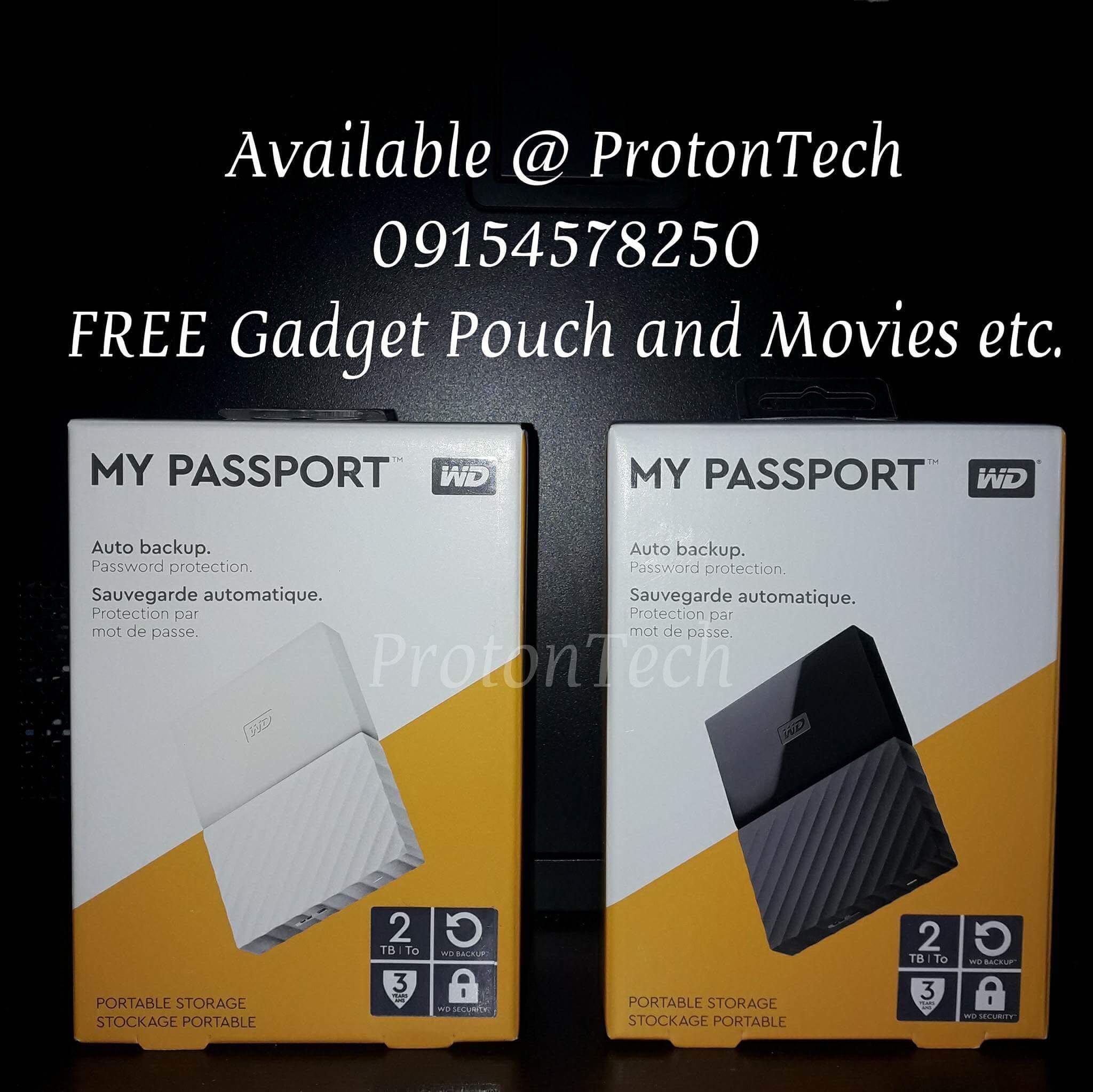 Wd My Passport New Design 2tb Portable Storage Usb 30 Kuning 4tb Free Softcase Harddisk External 2 5 Hdd 1tb Source Photo