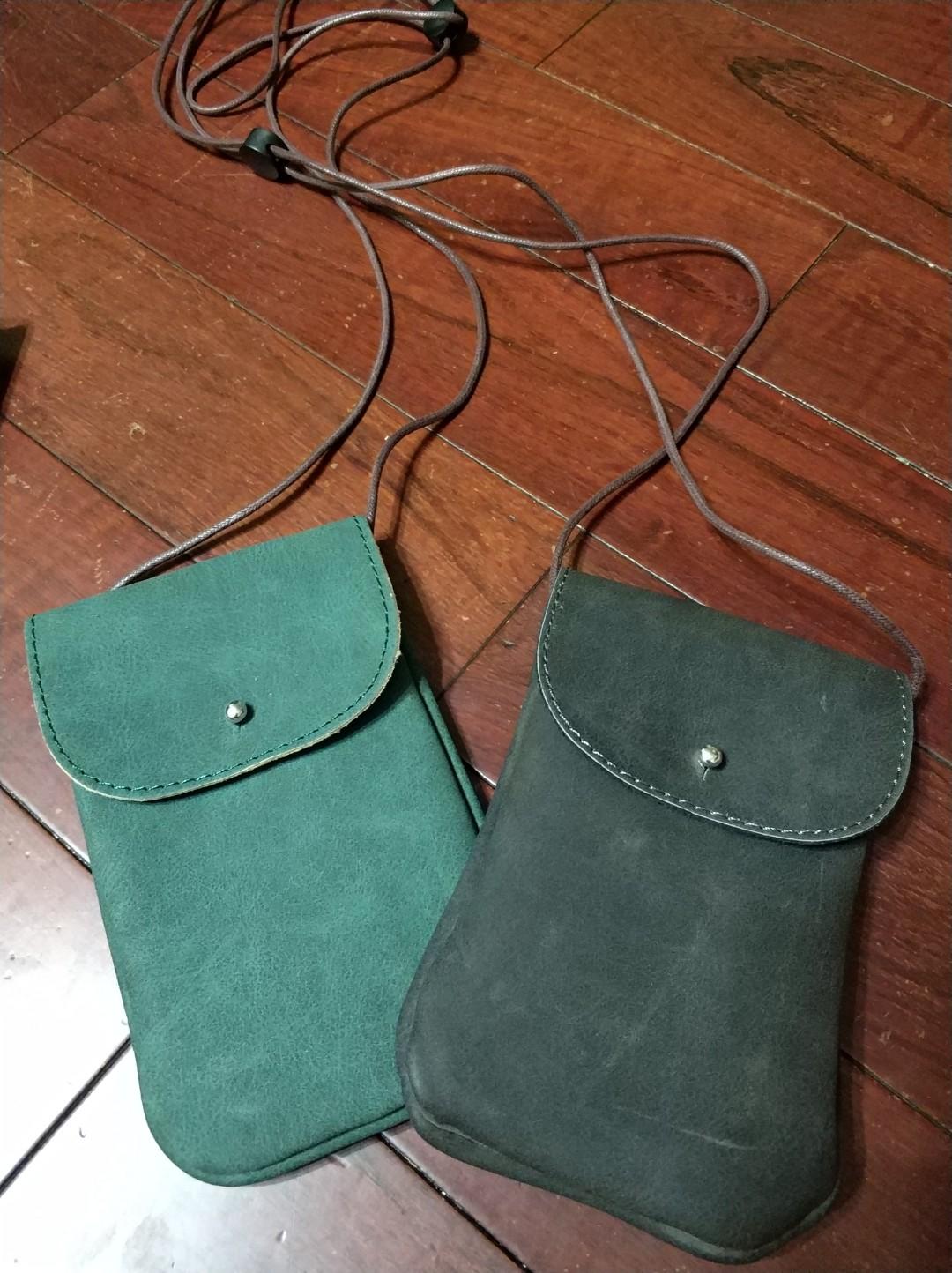 女用側背手機包
