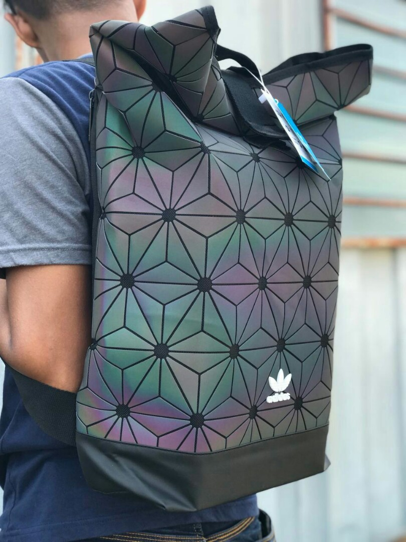 Adidas Backpack 3D Rainbow