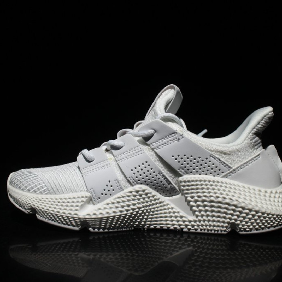 watch 3839d 59182 Adidas Prophere Climacool EQT 'All White', Men's Fashion ...