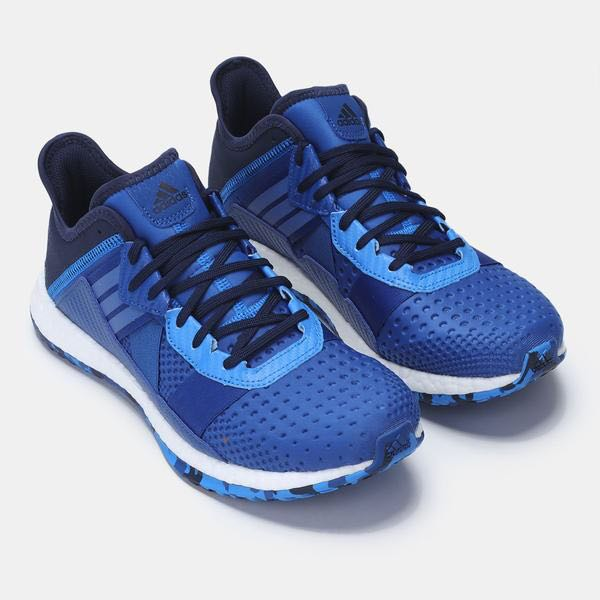 3f17dafd46113 ADIDAS PUREBOOST ZG TRAINER (SHOCK BLUE) Preloved Shoes