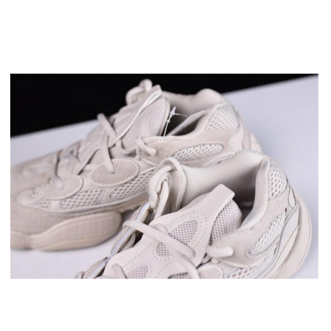 759be4350 Adidas Yeezy 500 Desert Rat (Blush)