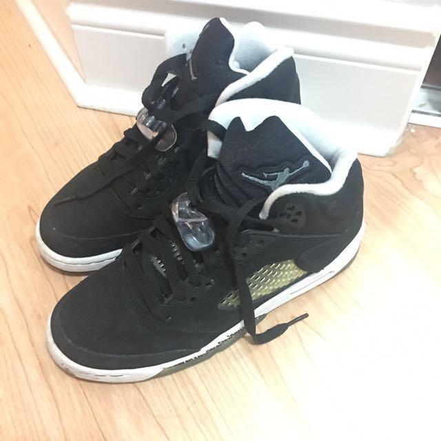 "Air Jordan 5 Retro ""Oreo"" size 6Y"