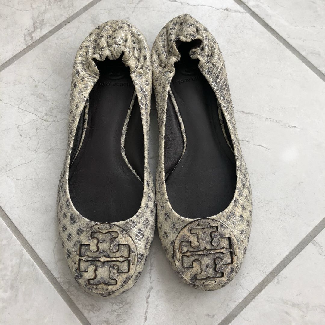 Authentic Tory Burch Ballet Flats