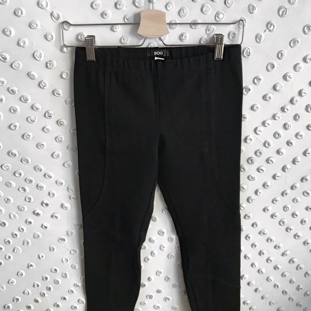 Brand New BDG Black Moto Leggings - Size S