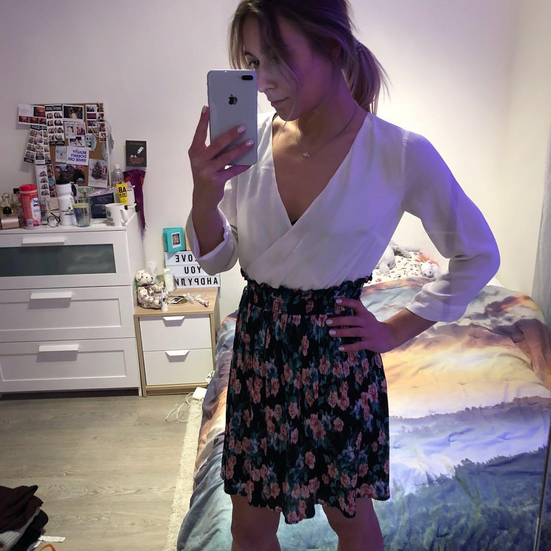 Designer Mini Dress