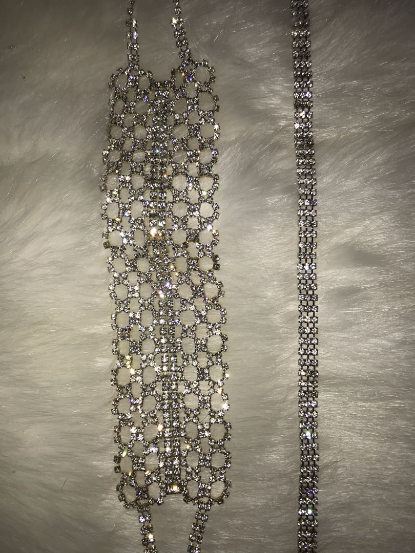 DIAMOND CHOKERS 15$ EACH