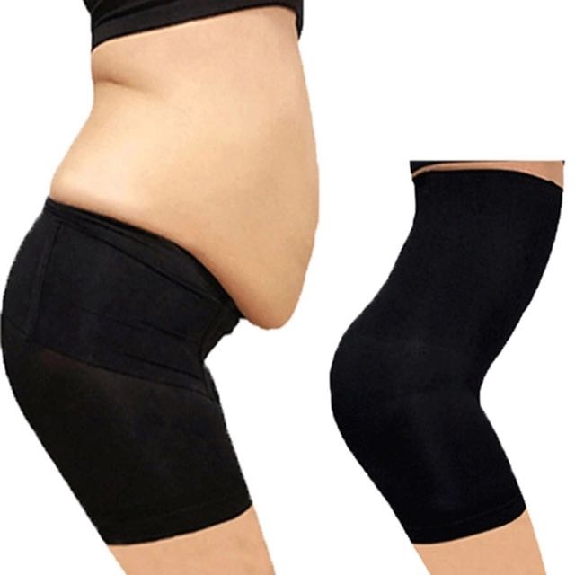 329b2150996d0 Seamless Women High Waist Slimming Tummy Control Knickers Pant ...