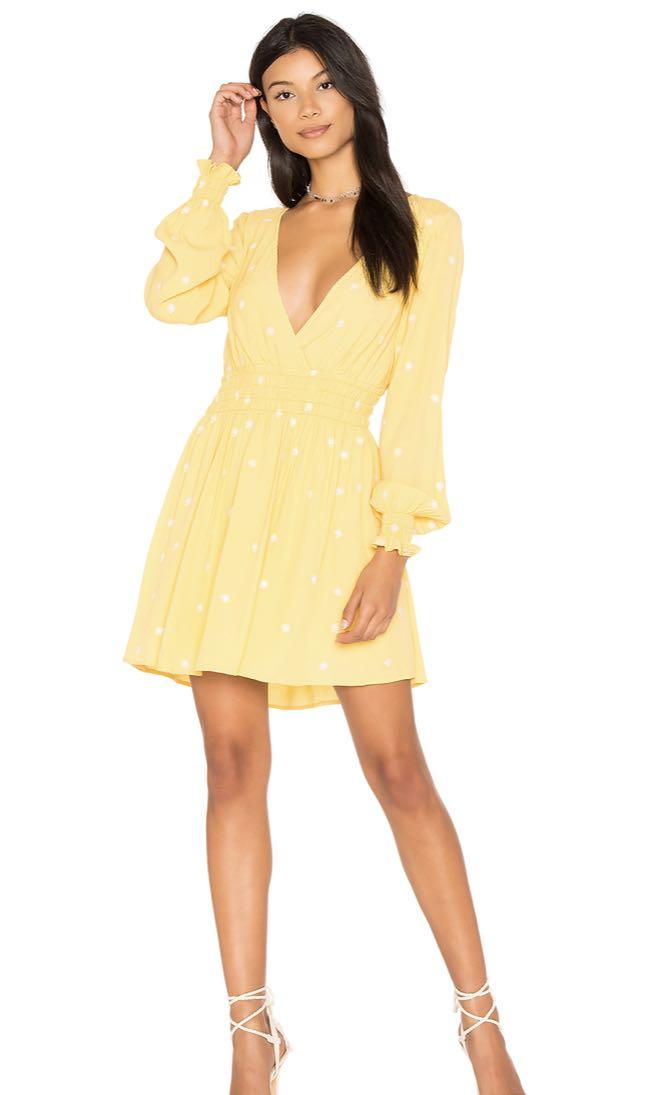 For love and lemons daisy dress