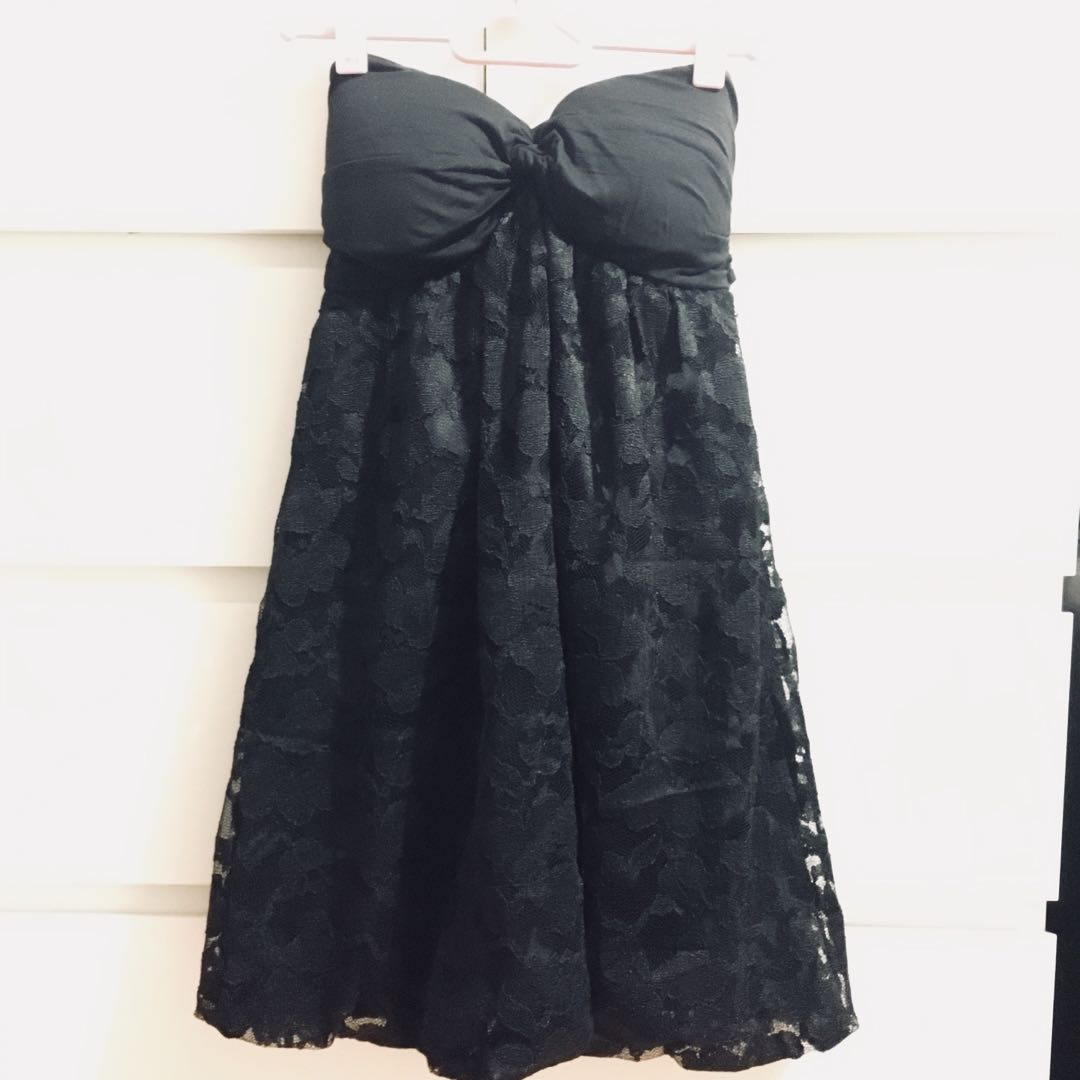 *REDUCED* Forever 21 Strapless Bubble Dress
