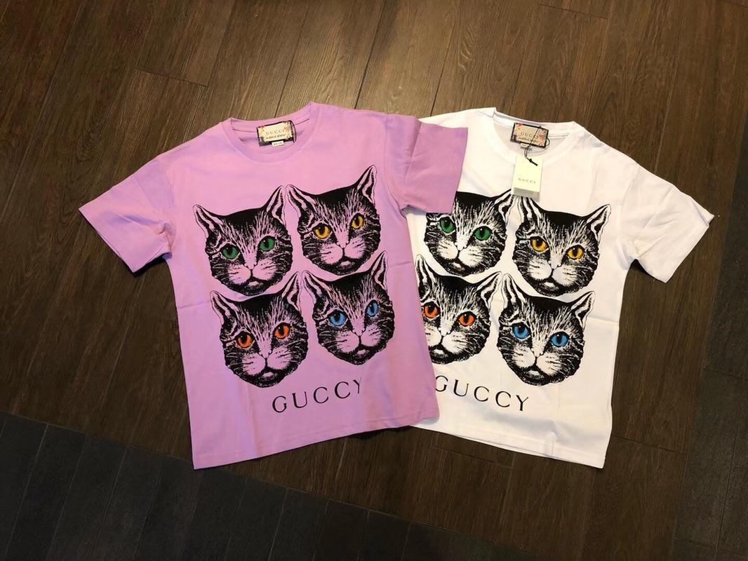 b27e10e0 Gucci Tee T Shirt 2018, Luxury, Apparel on Carousell