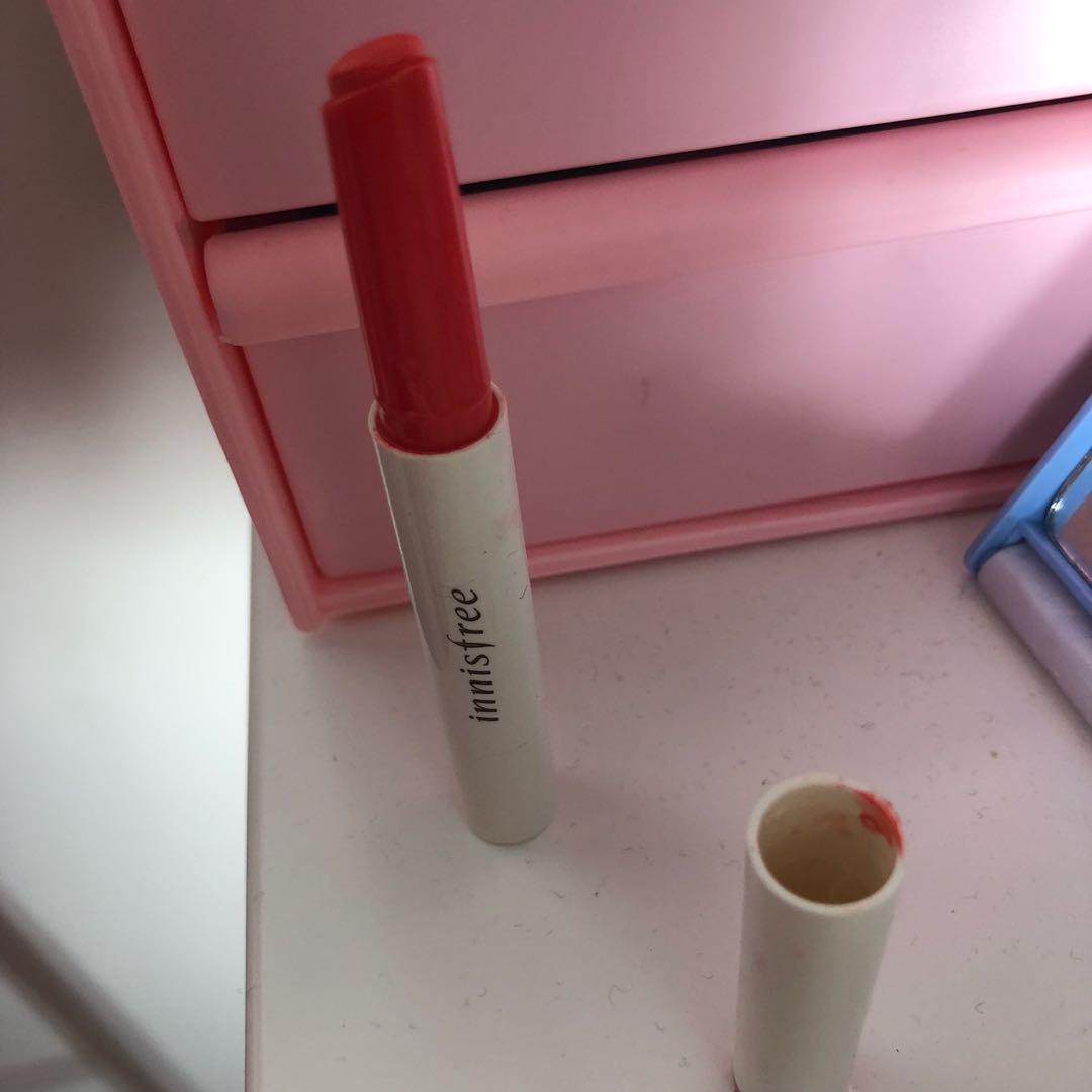 Innisfree lipstick tint