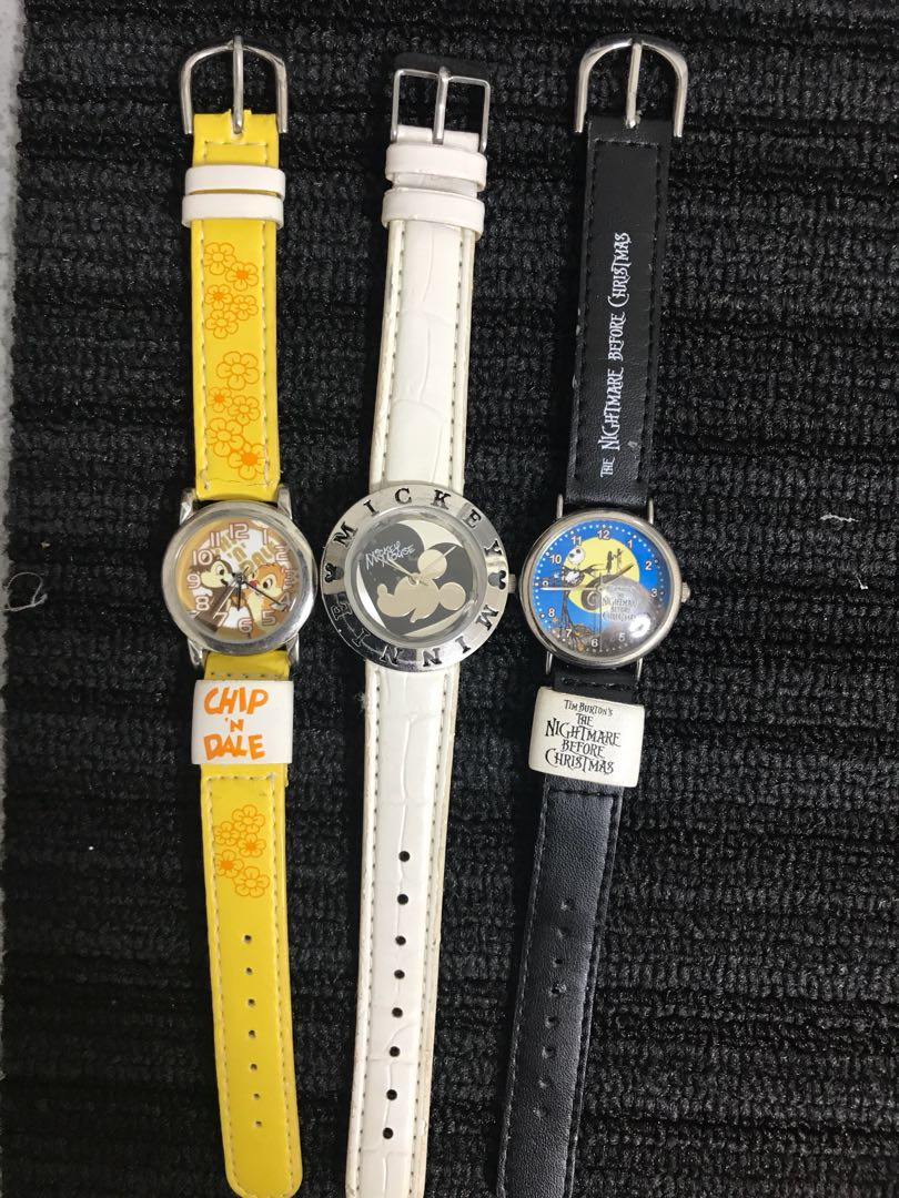 Kids Disney Quartz watches, Babies & Kids, Others on Carousell