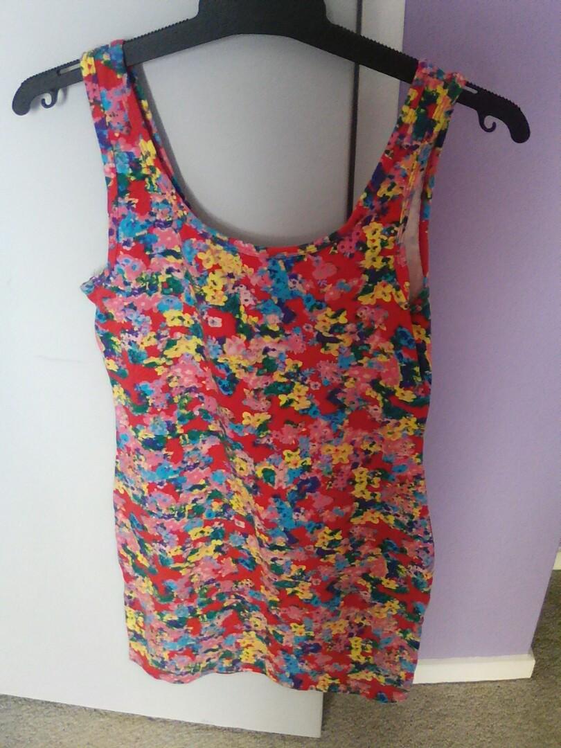 Long dress/tank