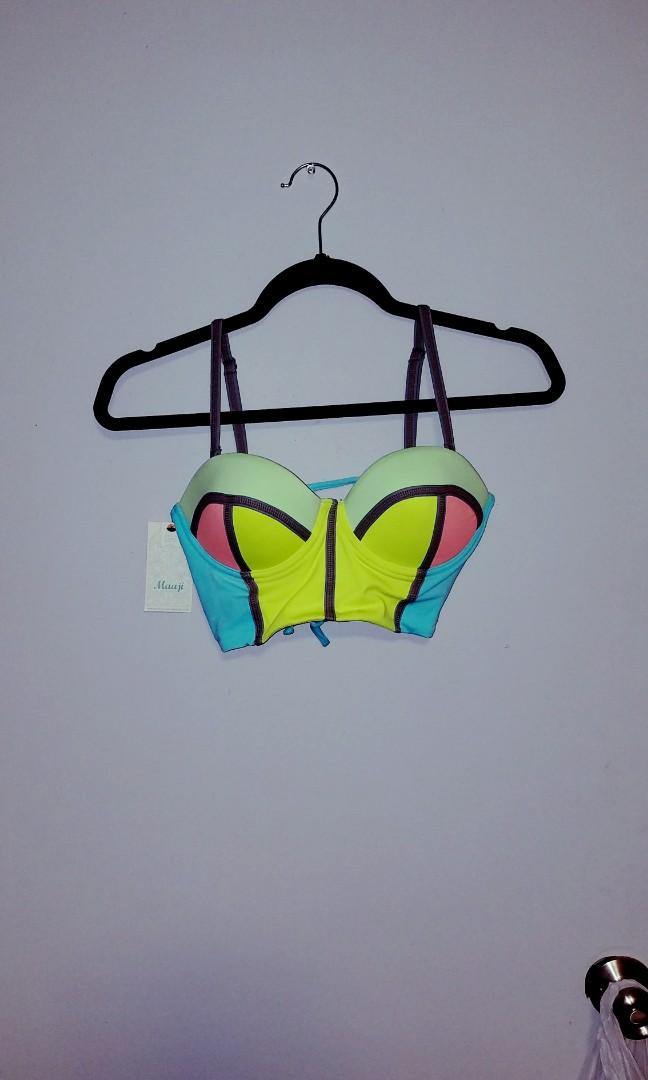 Maaji Swimwear Bikini Top