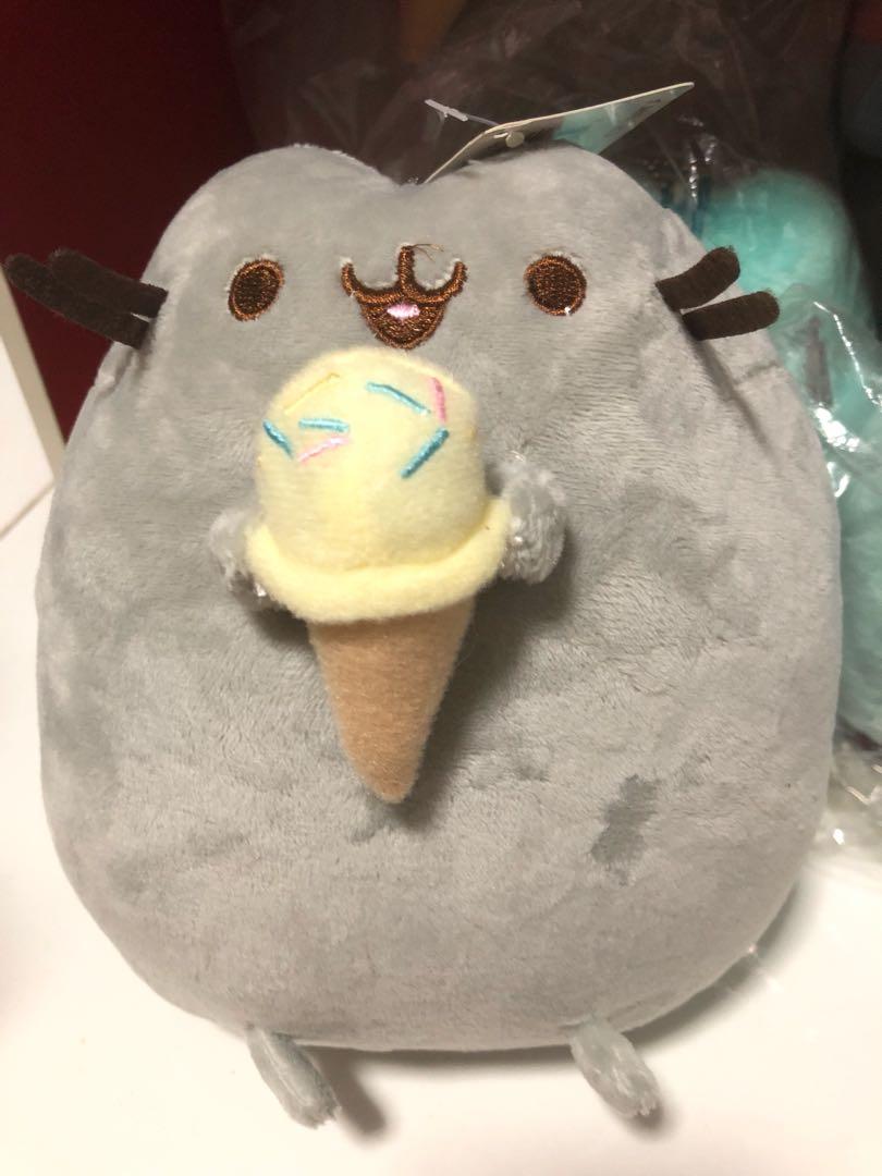 Pusheen Ice cream plush 6e3d522df88a
