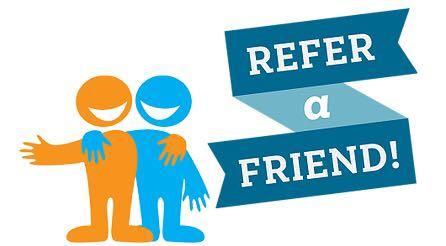 Refer a Friend Vouchers