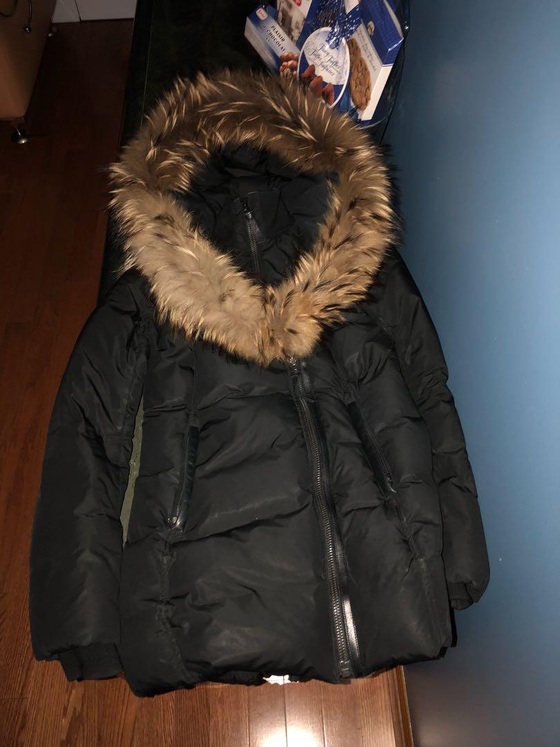Size S Mackage Adali Coat