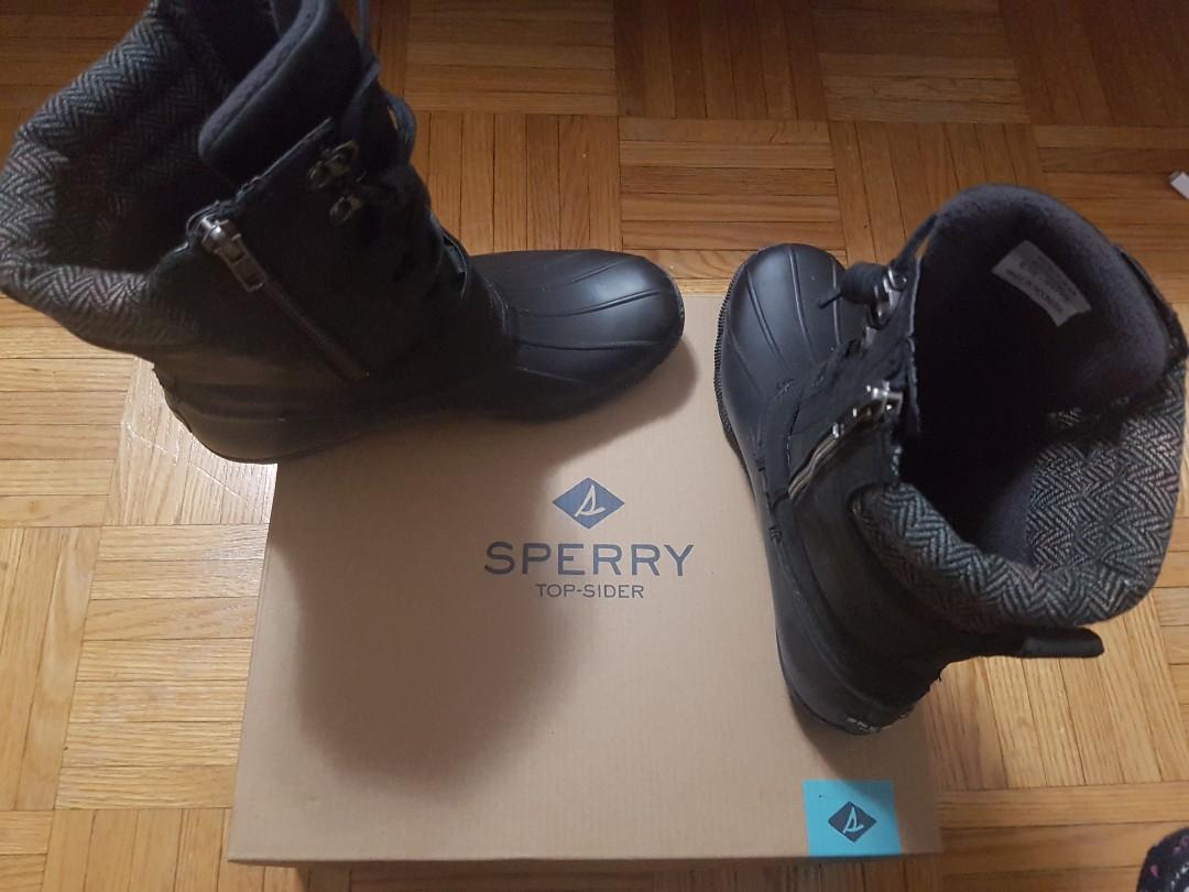 Sperry SaltWater Misty Duck Boots