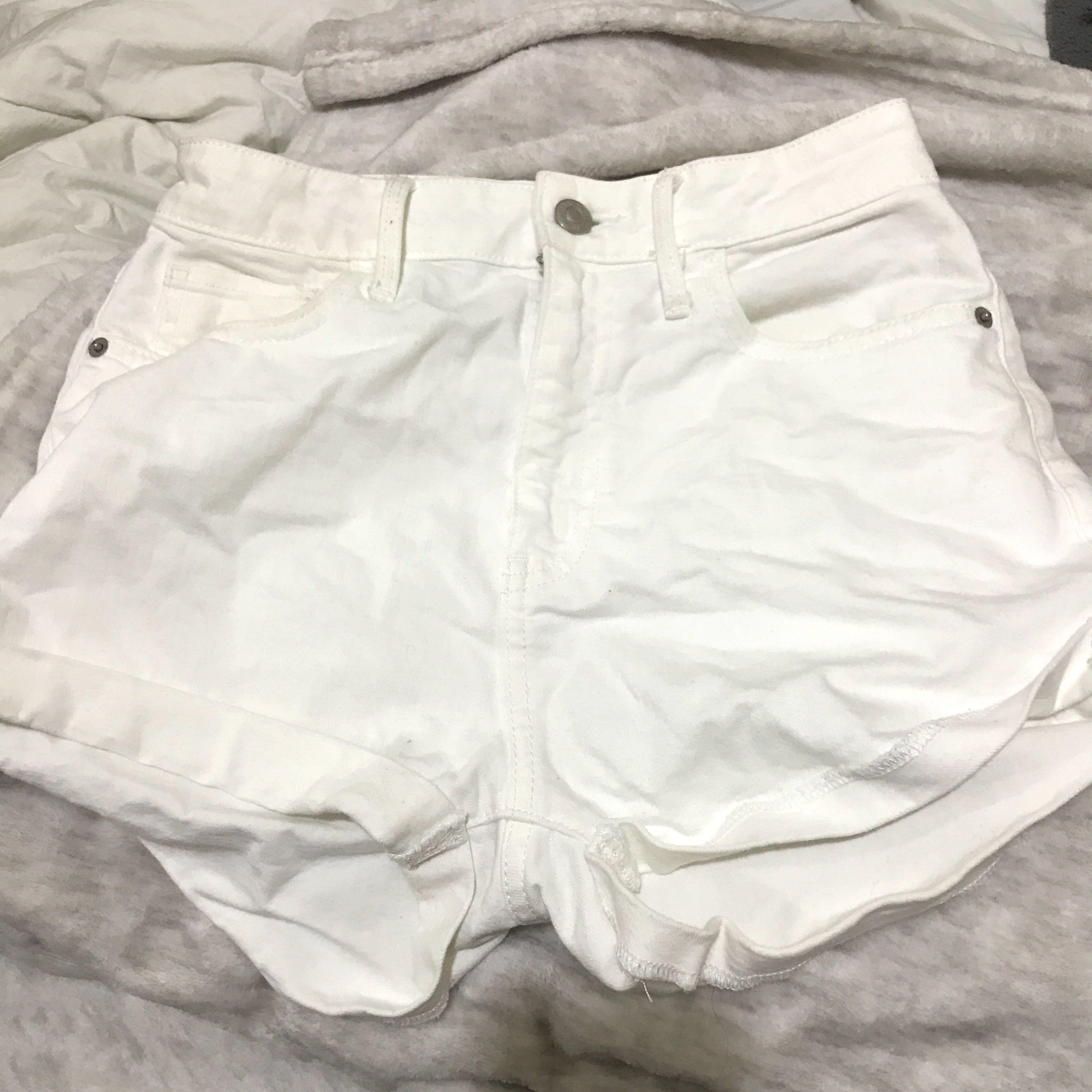 TNA high waisted shorts