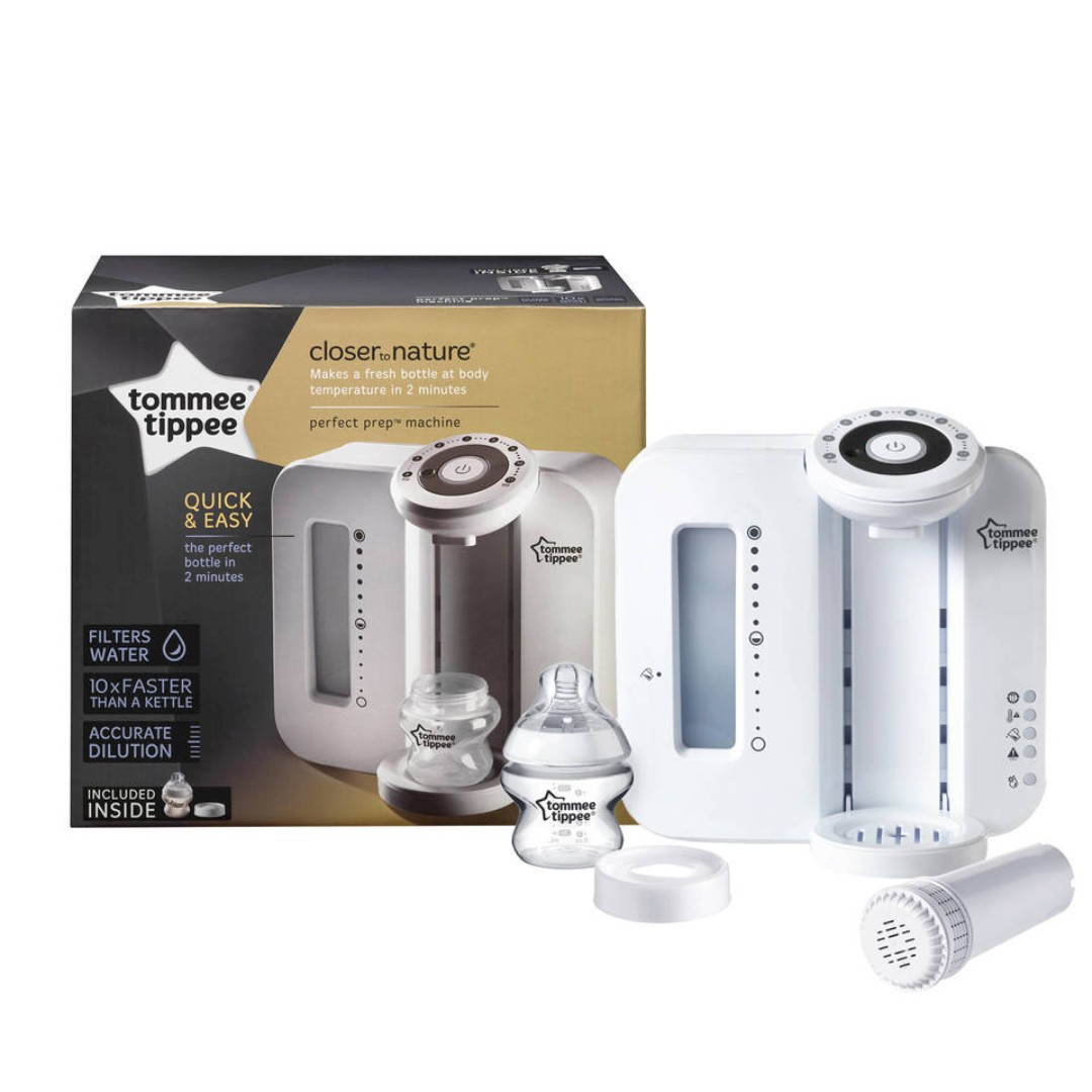 Tommee Tippee Closer to Nature Perfect Prep Formula Machine