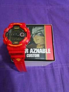 G-SHOCK 馬沙限量版手錶
