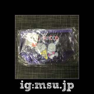 日本 Sanrio PC狗 化妝袋 筆袋 PVC質地