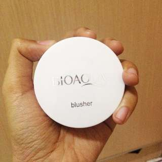 Bioaqua blusher cushion blush on