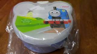 (New and Unused) Thomas & Friends 2-Tier Snack Box/ Lunch Box