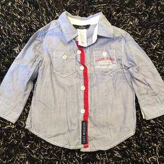 Authentic Guess Longsleeves