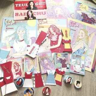 Red Velvet Fanart poster