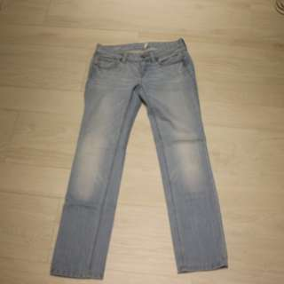 Overrun Ann Taylor Loft Modern Slim Jeans