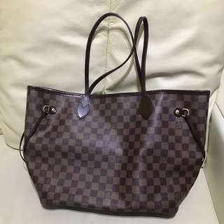LV Neverfull MM with dustbag