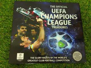Official Champions League Treasure