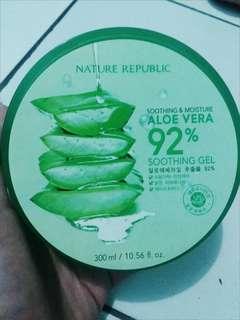 Nature Republik Aloe Vera Gel